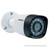 Câmera Intelbras Bullet HDCVI 1MP 20M 2.8mm CMOS IP66 VHD-1120B G4