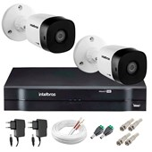 KIT 2 CÂMERAS VHD 1120 B G5   DVR INTELB